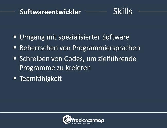 Diese Skills sollte ein Softwareentwickler mitbringen