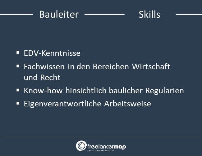 Die Skills, die ein Bauleiter braucht