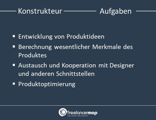 Konstrukteur-Aufgaben