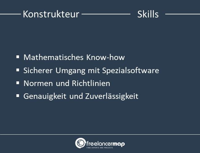 Konstrukteur-Skills