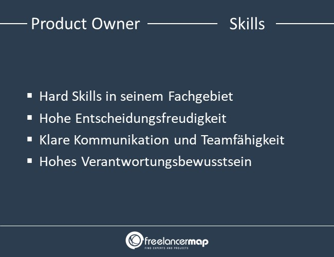 Product Owner-skills