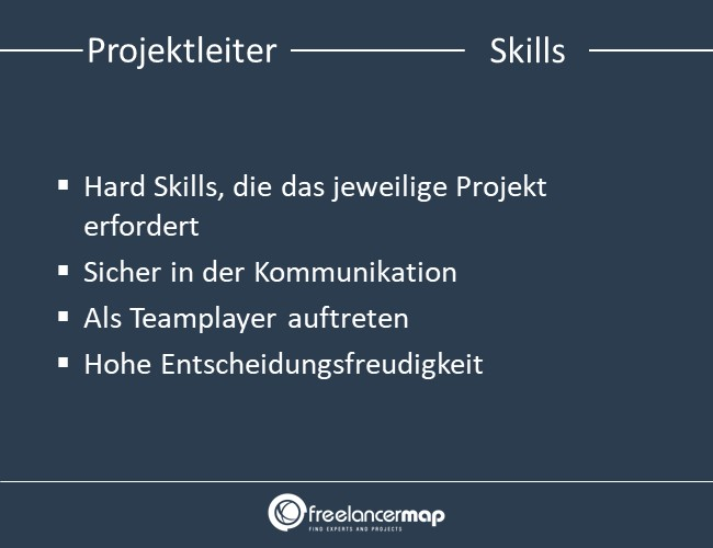 Projektleiter-skills