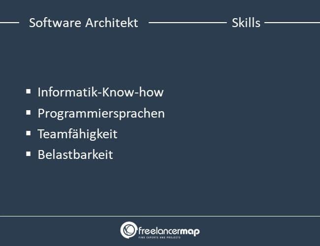 Die Skills, die ein Software Architekt braucht