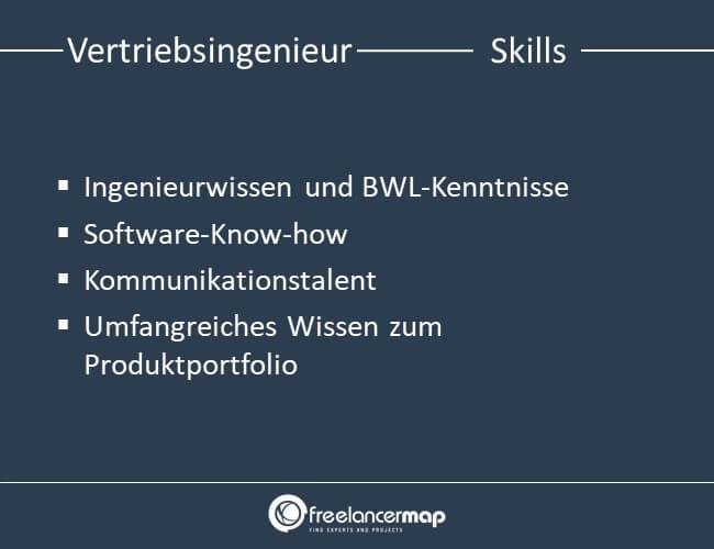 Die Skills, die ein Vertriebsingenieur braucht