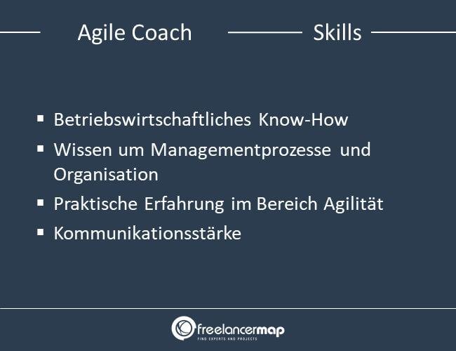 Die Skills, die ein Agile Coach mitbringen muss