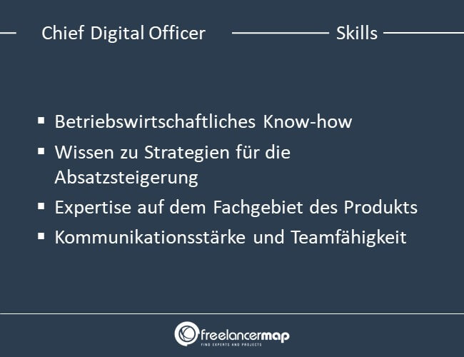 Skills eines Chief Digital Officer