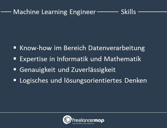 Skills eines Machine Learning Engineers