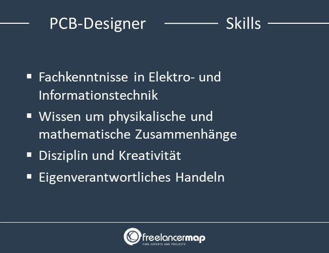Skills eines PCB-Designers