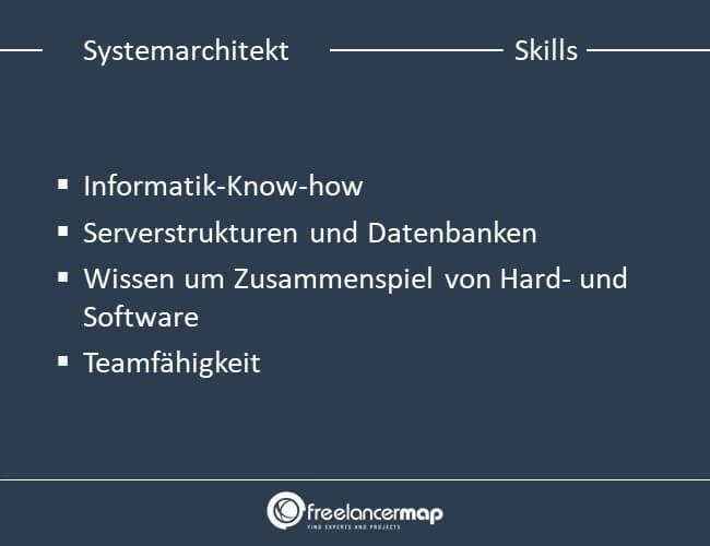 Skills eines Systemarchitekts