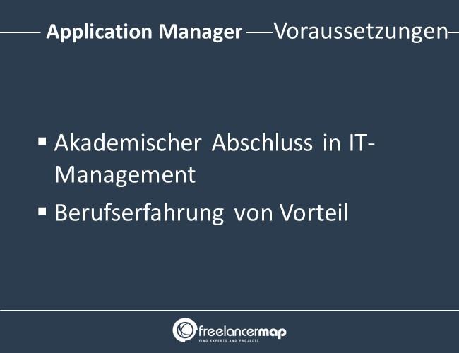 Application-Manager-Voraussetzungen-Einstieg