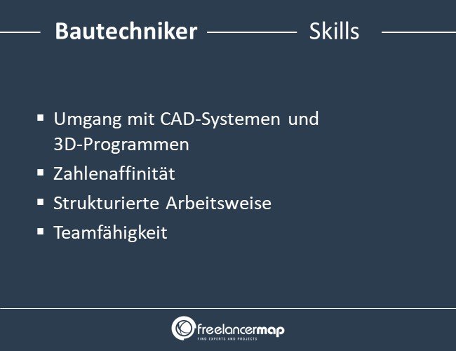 Bautechniker-Skills