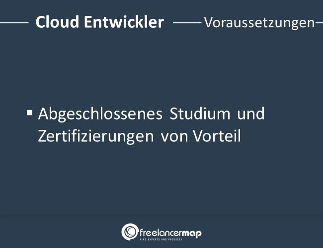 Cloud-Entwickler-Voraussetzungen-Einstieg