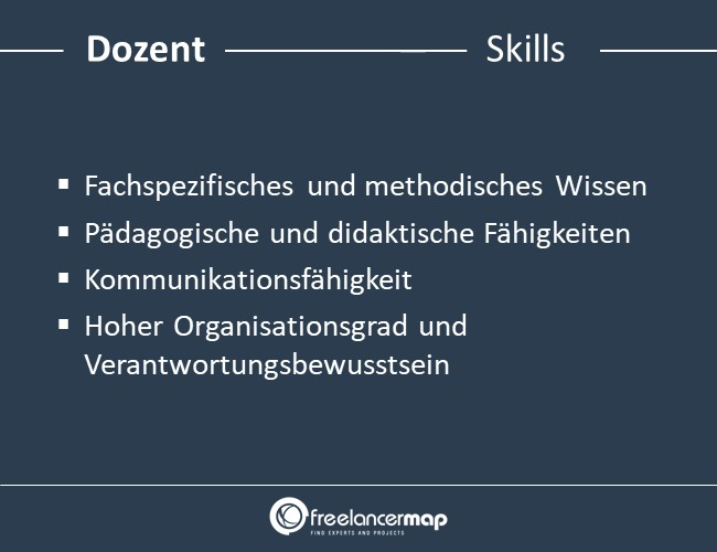 Dozent-Skills