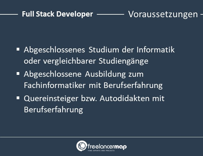Full-Stack-Developer-Voraussetzungen-Einstieg