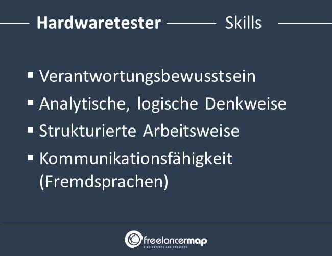 Hardwaretester-Skills