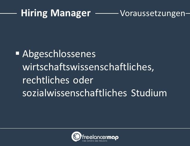 Hiring-Manager-Voraussetzungen-Einstieg