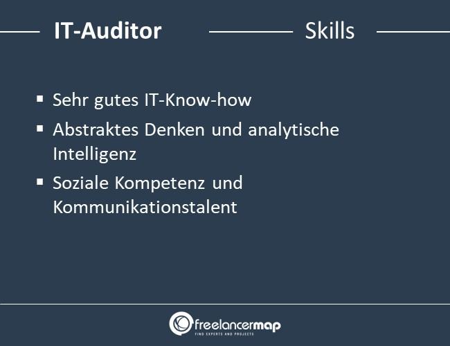 IT-Auditor-Skills