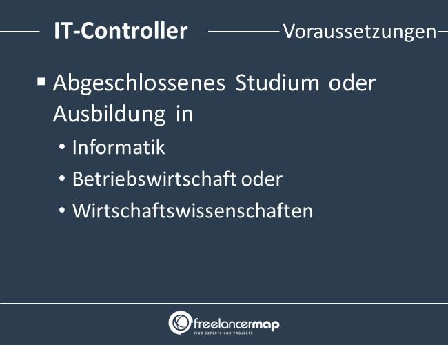 IT-Controller-Voraussetzungen-Einstieg