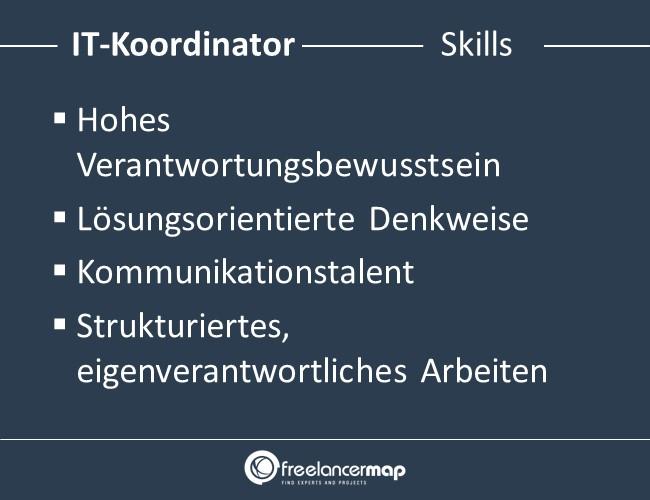 IT-Koordinator-Skills