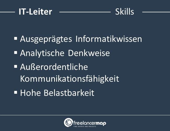 IT-Leiter-Skills