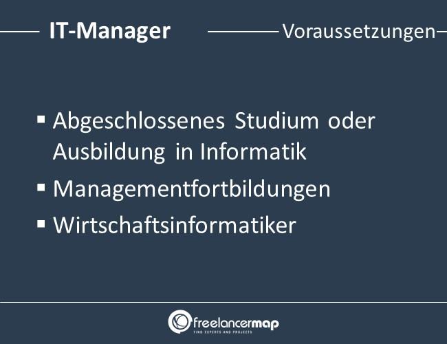 IT-Manager-Voraussetzungen-Einstieg