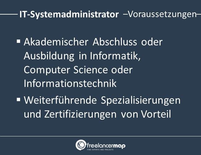 IT-Systemadministrator-Voraussetzungen-Einstieg