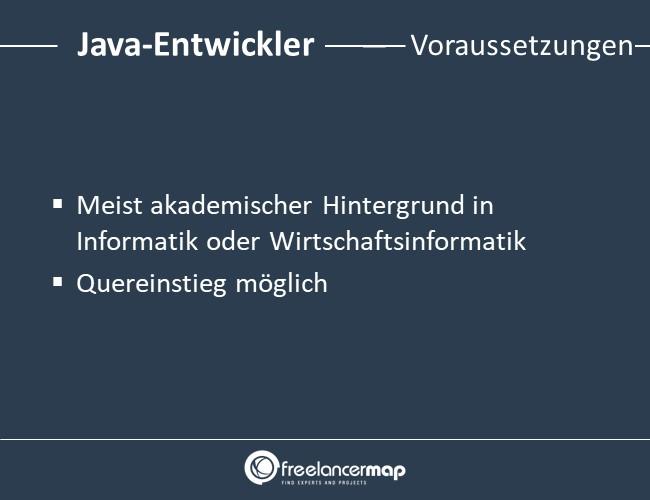 Java-Entwickler-Voraussetzungen-Einstieg