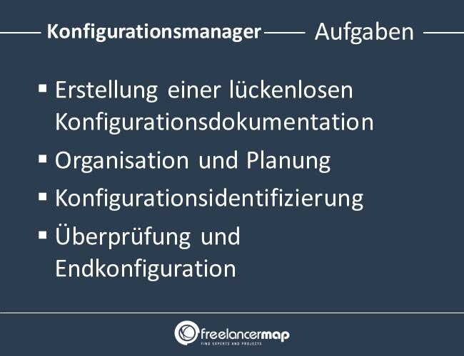Konfigurationsmanager-Aufgaben