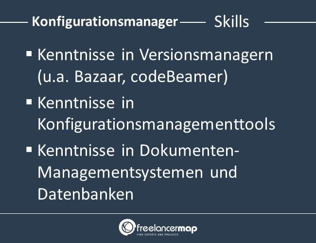 Konfigurationsmanager-Skills