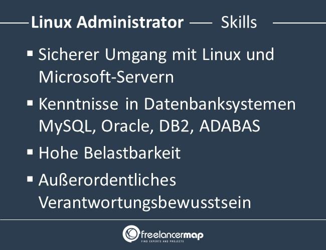 Linux-Administrator-Skills
