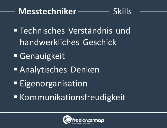 Messtechniker-Skills
