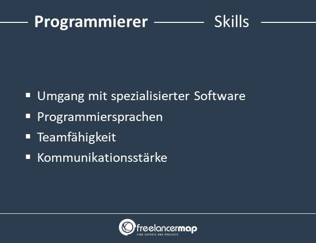 Programmierer-Skills