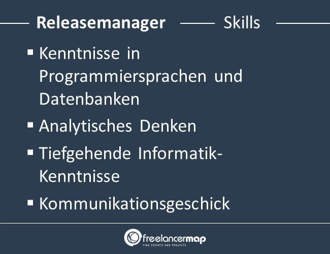 Releasemanager-Skills