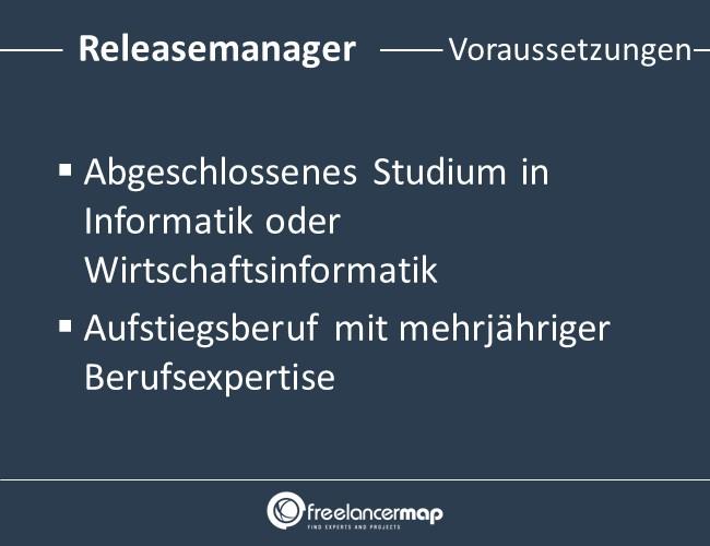 Releasemanager-Voraussetzungen-Einstieg