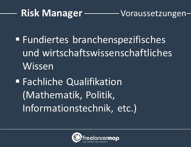 Risk-Manager-Voraussetzungen-Einstieg