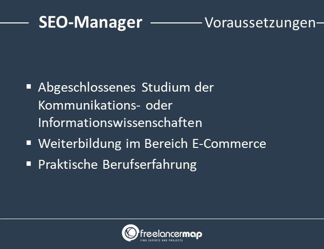 SEO-Manager-Voraussetzungen-Einstieg
