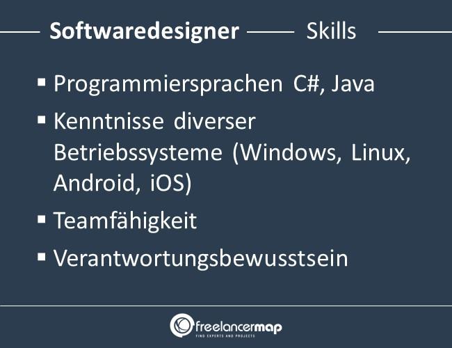 Softwaredesigner-Skills