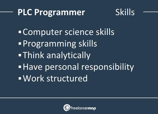 PLC Programmer skills