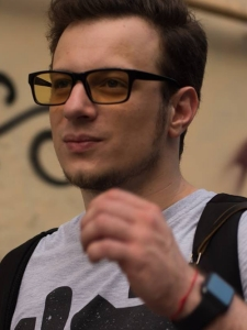 Profileimage by  Abramov Lead UX/UI/IxD/IA Product Designer — Generalist / Man who solves problems from