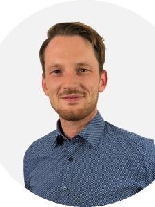 Profilbild von Adrian Lundquist Projektleitung Prozessmanagement; Projektingenieur aus Heidelberg