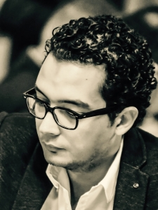 Profileimage by Ahmed Maher Unit Head – Infrastructure from Sharjah