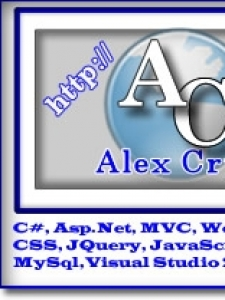 Profileimage by Alexander Cruz Independent Sofware Developer. Web and Client/Server from VegaBaja
