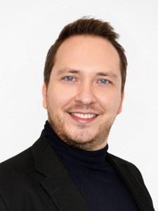 Profilbild von Alexander Schell Web-Entwickler (Frontend) aus Mannheim