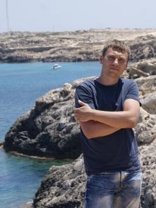 Profileimage by Alexander Timoshenko design engineer from Kudrovo
