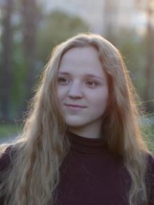 Profileimage by Anastasiia Alokhina Front-end developer  from