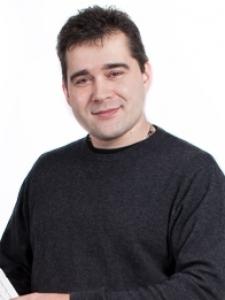 Profilbild von Andr Sauder Webentwickler aus Zeiningen