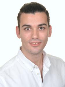 Profilbild von Angelos Ioannou Webentwickler aus Frankfurt