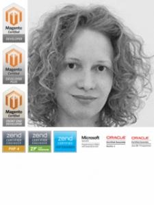 Profilbild von Anja Vogel PHP | Magento | Laravel Entwickler (w) | Certified Developer (Berlin | Remote) aus Berlin