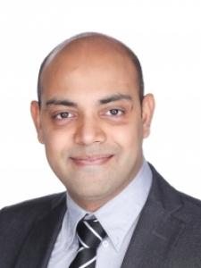 Profilbild von Ankit Kashyap SAP IS-U Berater/ ABAP & Workflow Entwickler aus Mannheim