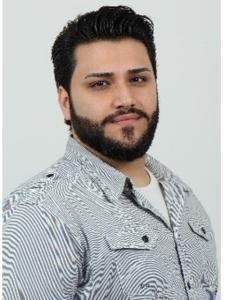 Profilbild von Aram Hosseini Onsite-Techniker, Servicetechniker, Systemadministration, Rollout, UHD, IT-Administrator aus Fuerth